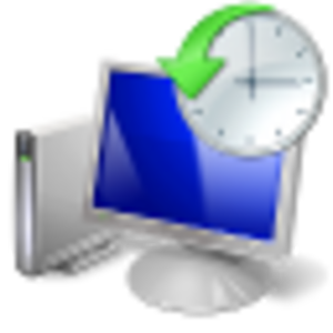 System Restore - Image: Systemrestore icon