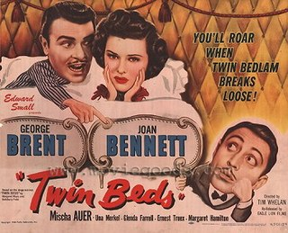 <i>Twin Beds</i> (1942 film) 1942 film by Tim Whelan