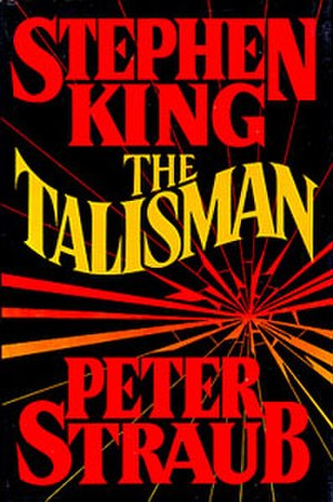 The Talisman (King and Straub novel) - First edition cover