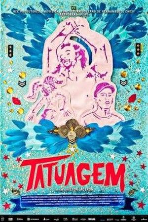 Tatuagem (film) - Theatrical release poster