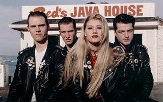 Teen Idols Hardcore punk band