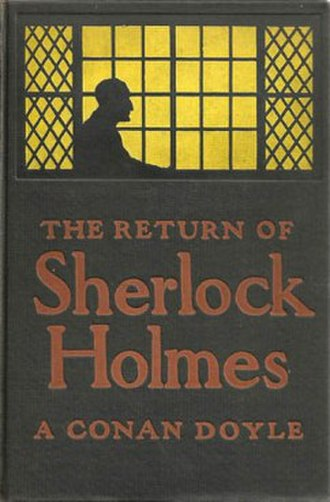 The Return of Sherlock Holmes - First edition (US)