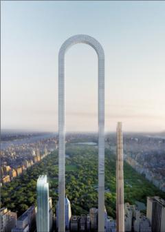 Bend Building New York