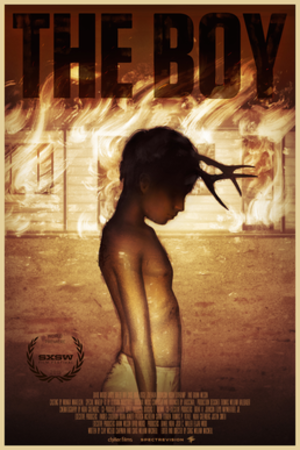 The Boy (2015 film) - Theatrical release poster