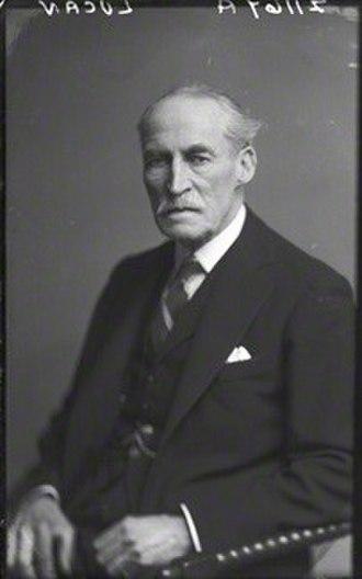George Bingham, 5th Earl of Lucan - The Earl of Lucan in 1943