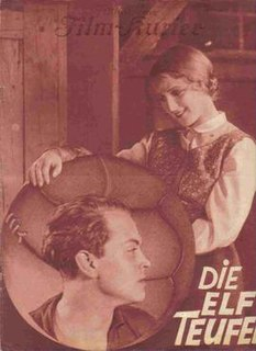 <i>The Eleven Devils</i> 1927 film