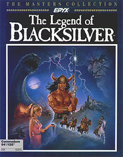 <i>The Legend of Blacksilver</i> 1988 video game