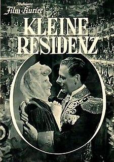 <i>The Little Residence</i> 1942 film