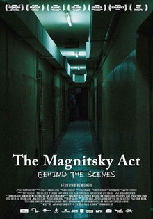 The magnitsky act behind the scenes