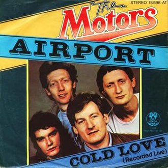 Airport (song) - Image: The Motors Airport