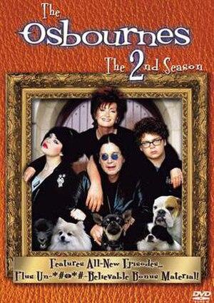 The Osbournes (season 2) - Image: The Osbournes S2 DVD