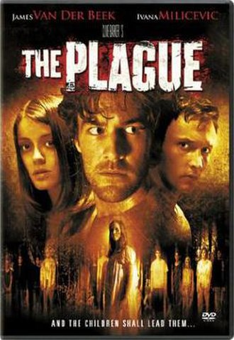 The Plague (2006 film) - Image: The Plague Video Cover