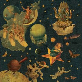 Mellon Collie and the Infinite Sadness - Image: The Smashing Pumpkins MCIS reissue cover