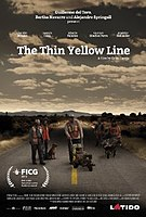 Picture of a movie: The Thin Yellow Line
