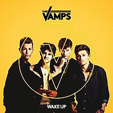 The Vamps — Wake Up (studio acapella)