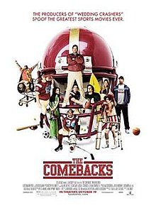 The Comebacks full movie (2007)