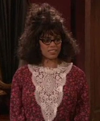 Theresa Lopez-Fitzgerald - Theresa disguised as Gertrude, from the June 30, 2008 episode