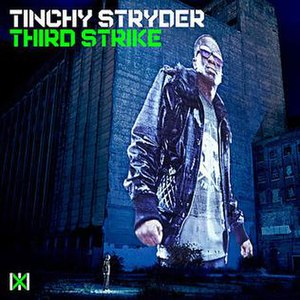 Third Strike (album) - Image: Third strike album cover