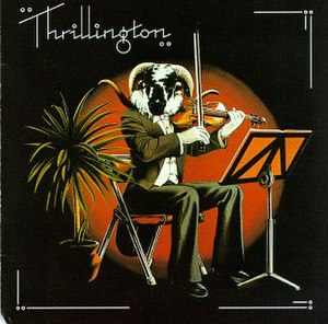 Thrillington - Image: Thrillington album cover