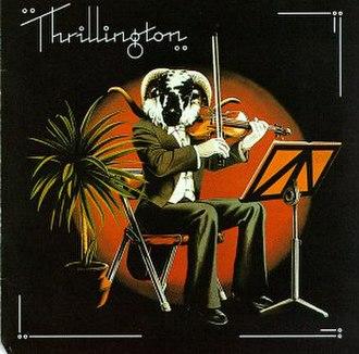 Thrillington - Image: Thrillington album cover