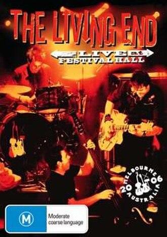 Live at Festival Hall - Image: Tlefestivalhall 2006
