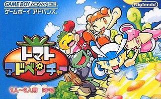 <i>Tomato Adventure</i> 2002 video game