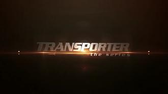 Transporter: The Series - English logo