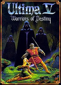 Ultima 5 Warriors of Destiny