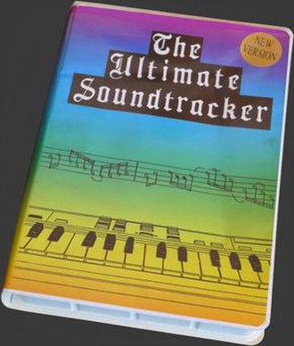 Ultimate Soundtracker - Image: Ultimate Soundtracker (1987)