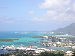 Port of Victoria (Seychelles)