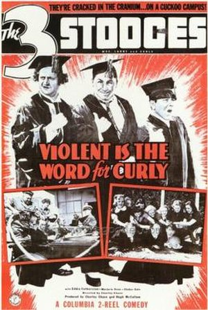 Violent Is the Word for Curly