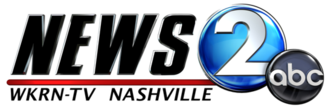 "WKRN-TV - WKRN's former logo, which had been used (with minor modifications) from 1998 until 2016. Variants of the ""Circle 2"" had been used since 1981 (this particular variation was first seen in 1994)."