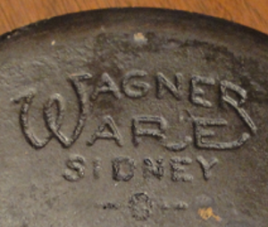 Wagner Manufacturing Company - Image: Wagnerware logo