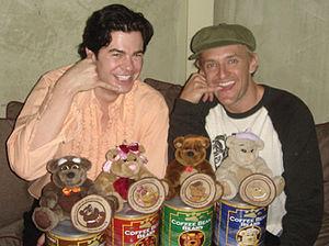 Coffee Bean Bears - Image: Will Boogie Bears