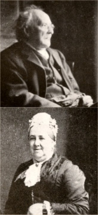 Edward Elgar - Elgar's parents, William and Ann Elgar