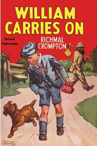 William Carries On - 2nd printing (1942)