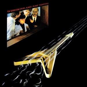 Just Testing - Image: Wishbone Ash Just Testing (1980)