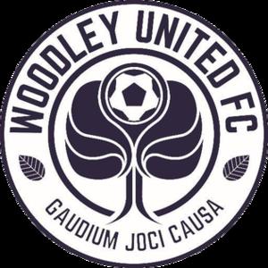 Woodley United F.C. - Image: Woodley Town F.C. logo