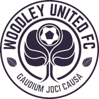 Woodley United F.C. - Image: Woodley Town F.C. logo