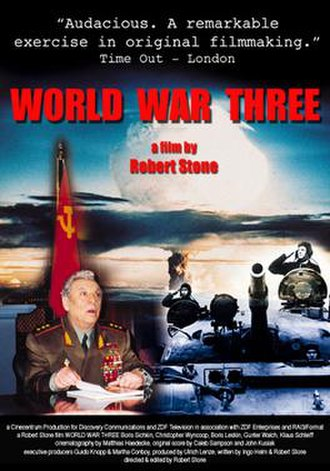 World War III (film) - Cover art