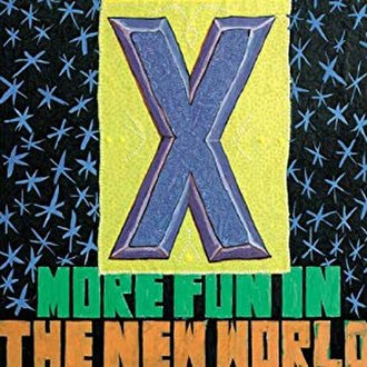 More Fun in the New World - Image: X More Fun In The New World
