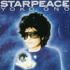 Starpeace - Image: Yoko Ono Starpeace