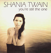 Shania Twain — You're Still the One (studio acapella)