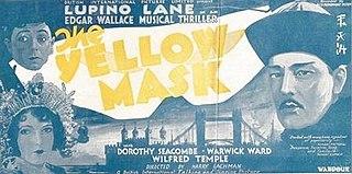 <i>The Yellow Mask</i> 1930 film