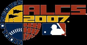 2007 American League Championship Series - Image: 2007 ALCS Logo
