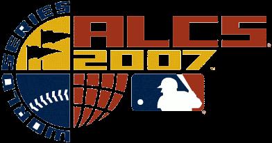 2007 ALCS Logo