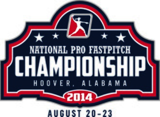 2014 National Pro Fastpitch season - Image: 2014 NPF Championship