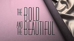 The Bold and the Beautiful - Image: 2017 Title Card for the daytime serial, The Bold and the Beautiful beginning on the 23 March 2017 episode