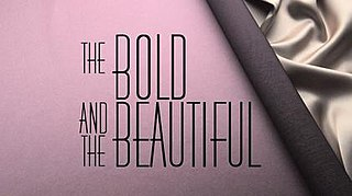 <i>The Bold and the Beautiful</i> American television drama series