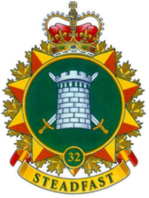 32 Canadian Brigade Group - 32 Canadian Brigade Group – the Army Reserve in Toronto and Central Ontario.